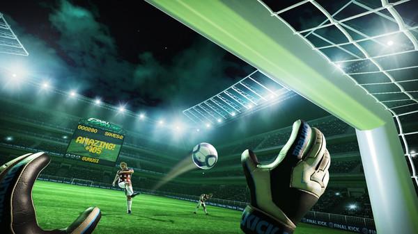 Football en réalité virtuelle