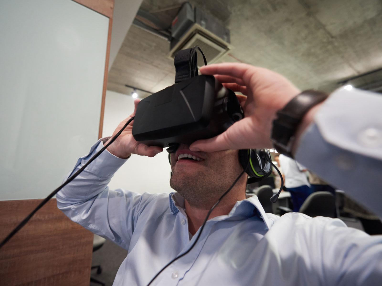 Animation cinéma en réalité virtuelle