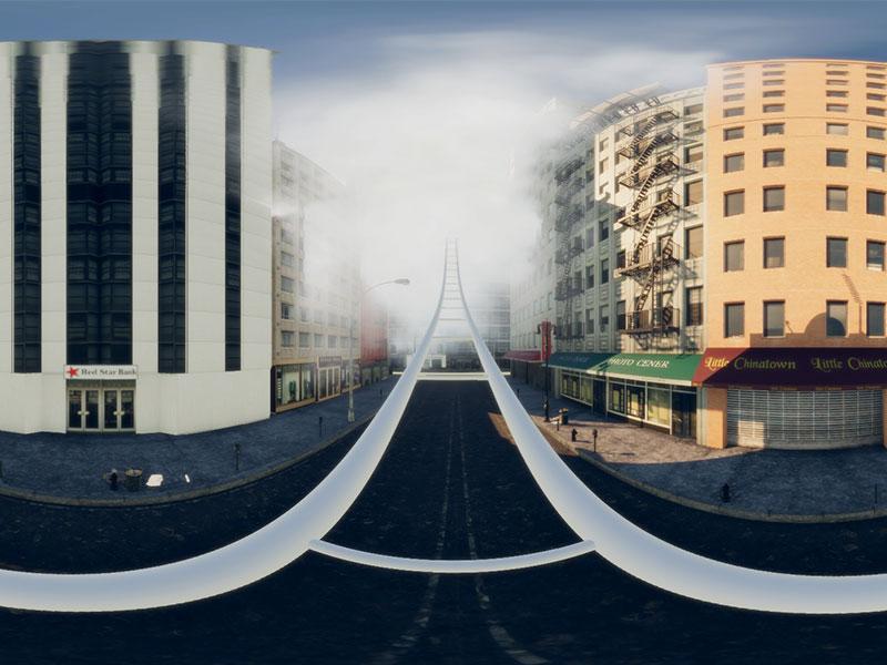 Penduleum VR et en mouvement