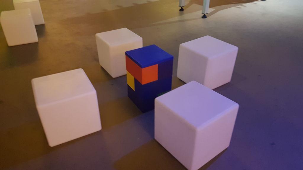 location de block modulable