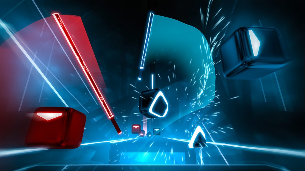 beat saber htc vive