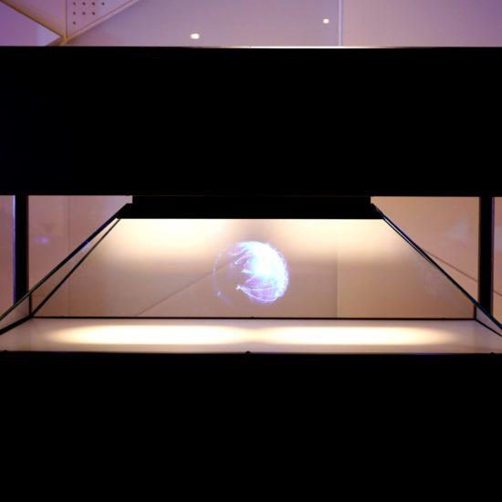 location matériel hologramme