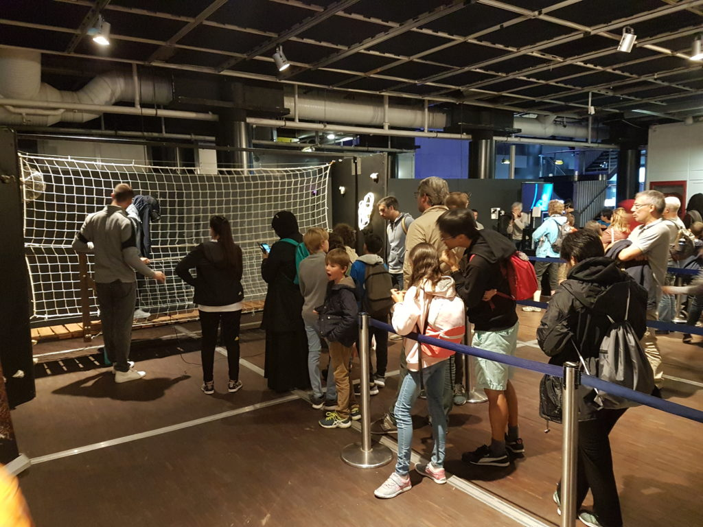 location de mur d'escalade en réalité virtuelle