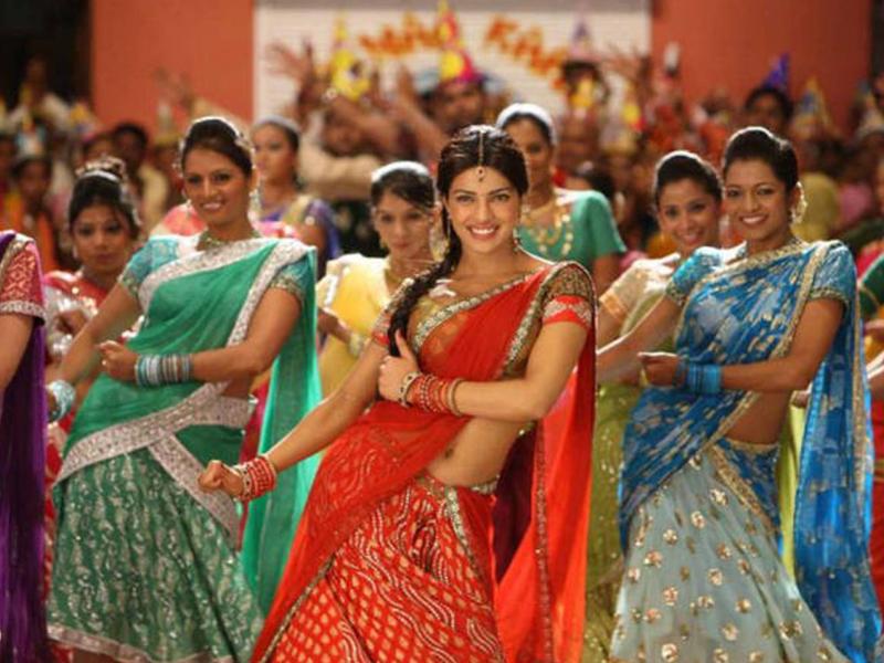 Soirée Bollywood