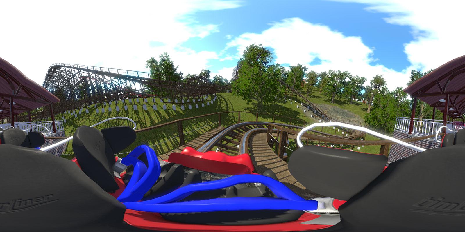 RollerCoaster en Réalité virtuelle