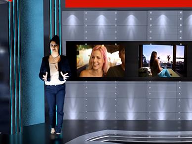 Team building animateur TV