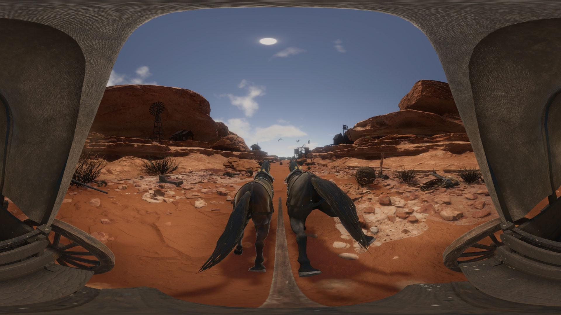 Far West VR