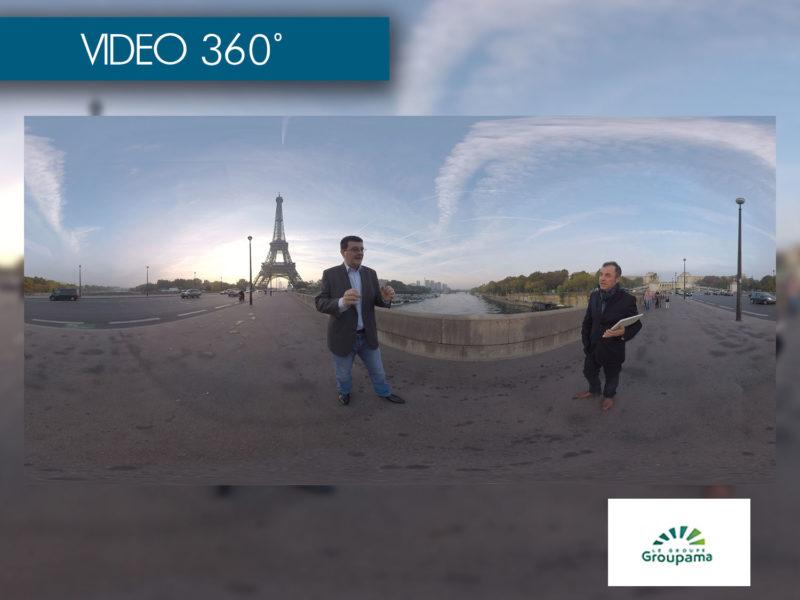 video 360 interview