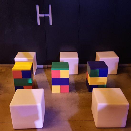 location de block modulable pour salon professionnel