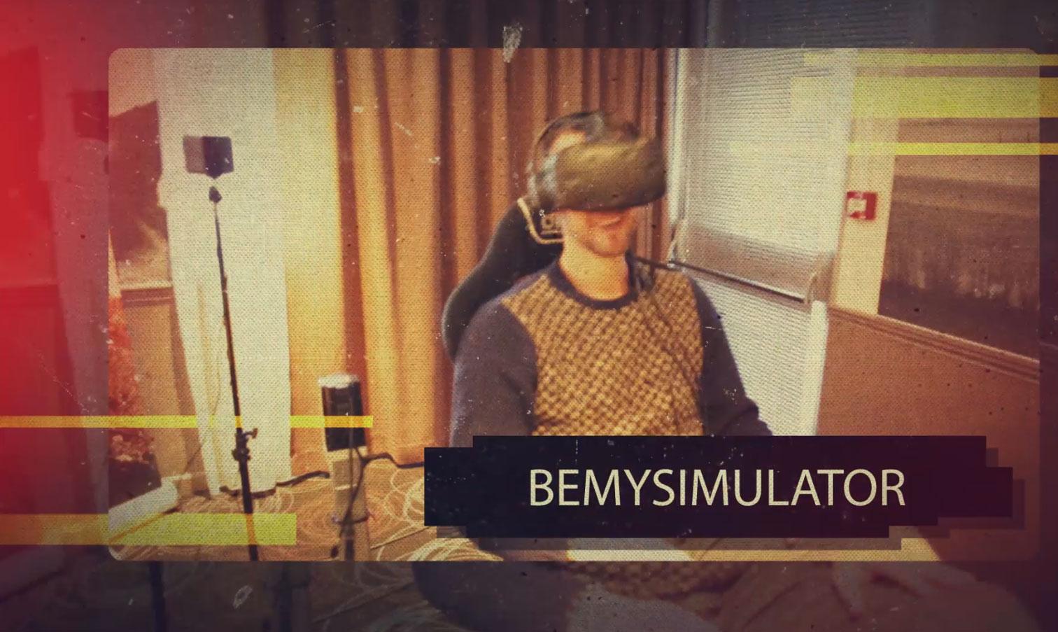 simulateur vr