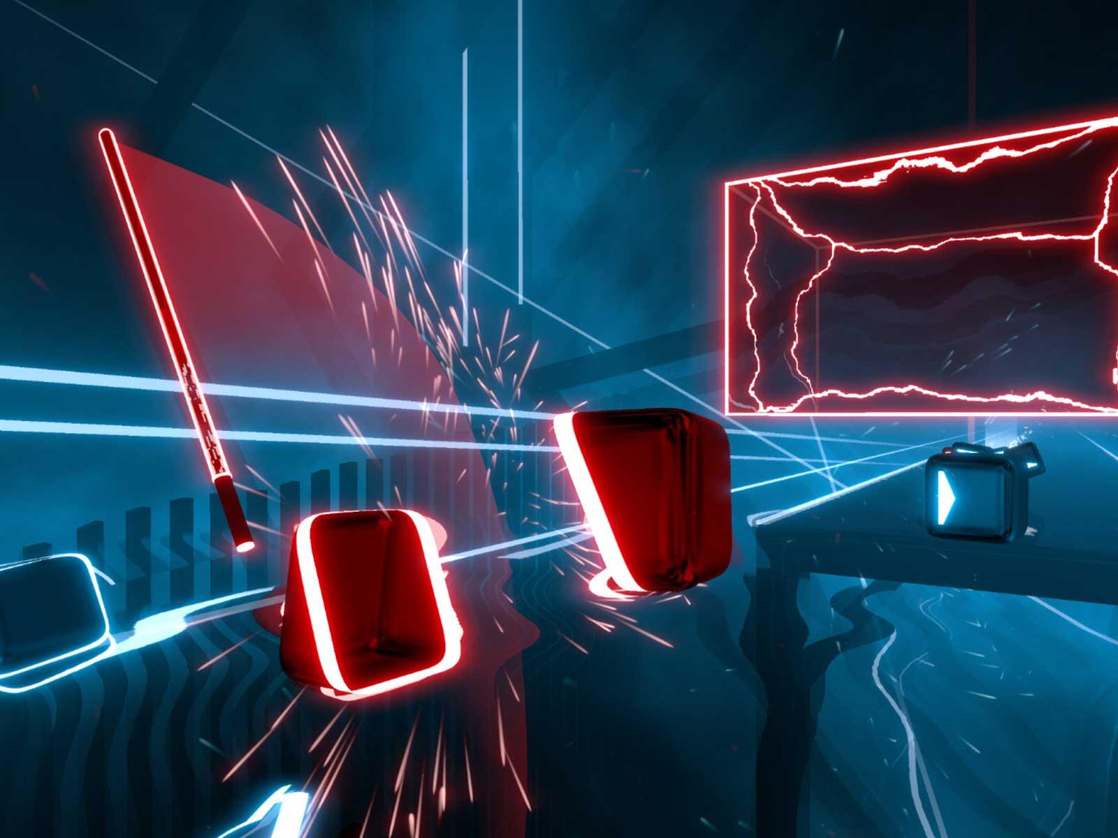 Animation musicale en réalité virtuelle