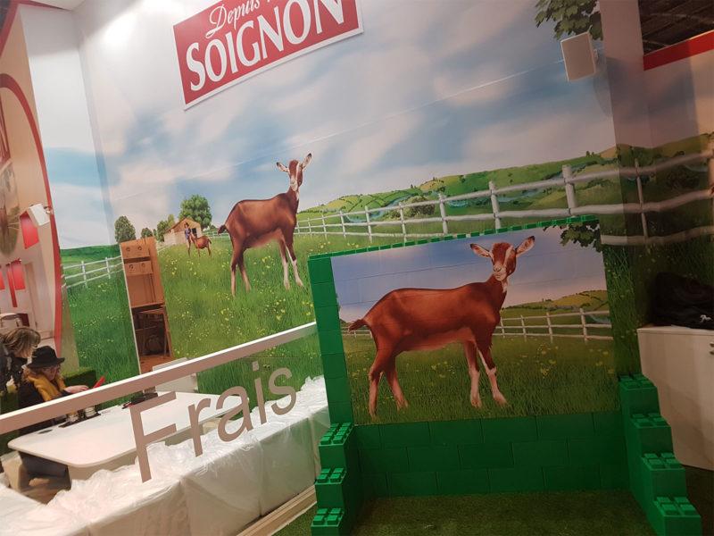 animation salon de l'agriculture