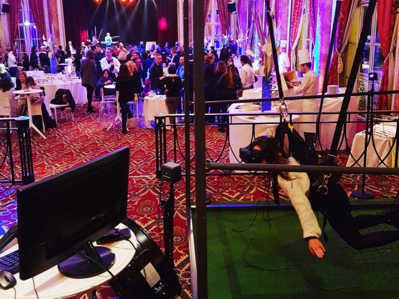 animation réalité virtuelle casino deauville