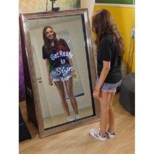 location de miroir magique photobooth