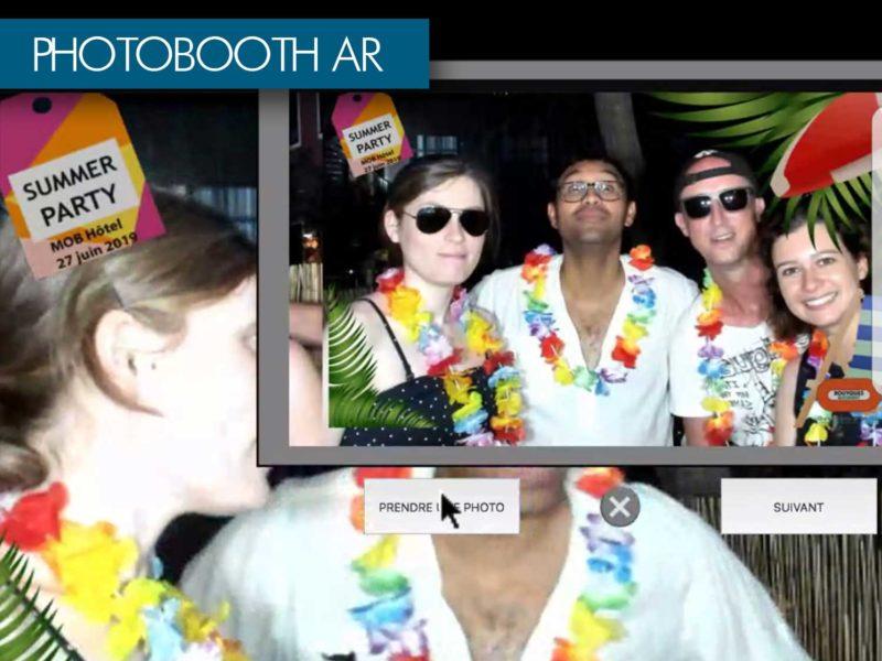 photobooth en réalité augmentée