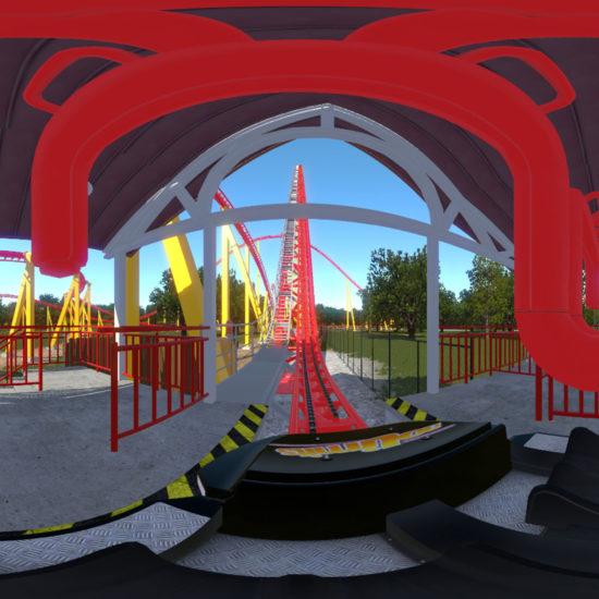location de rollercoaster en réalité virtuelle