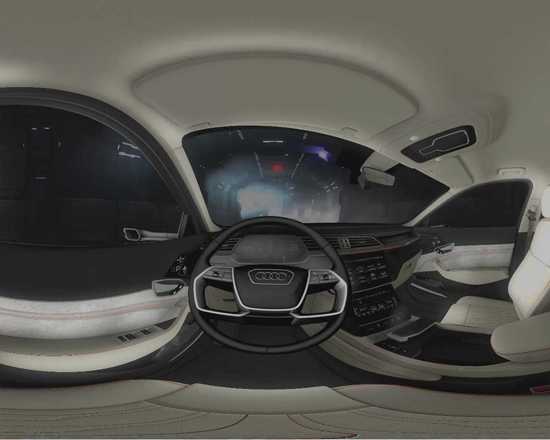 expérience immersieve 3d 360