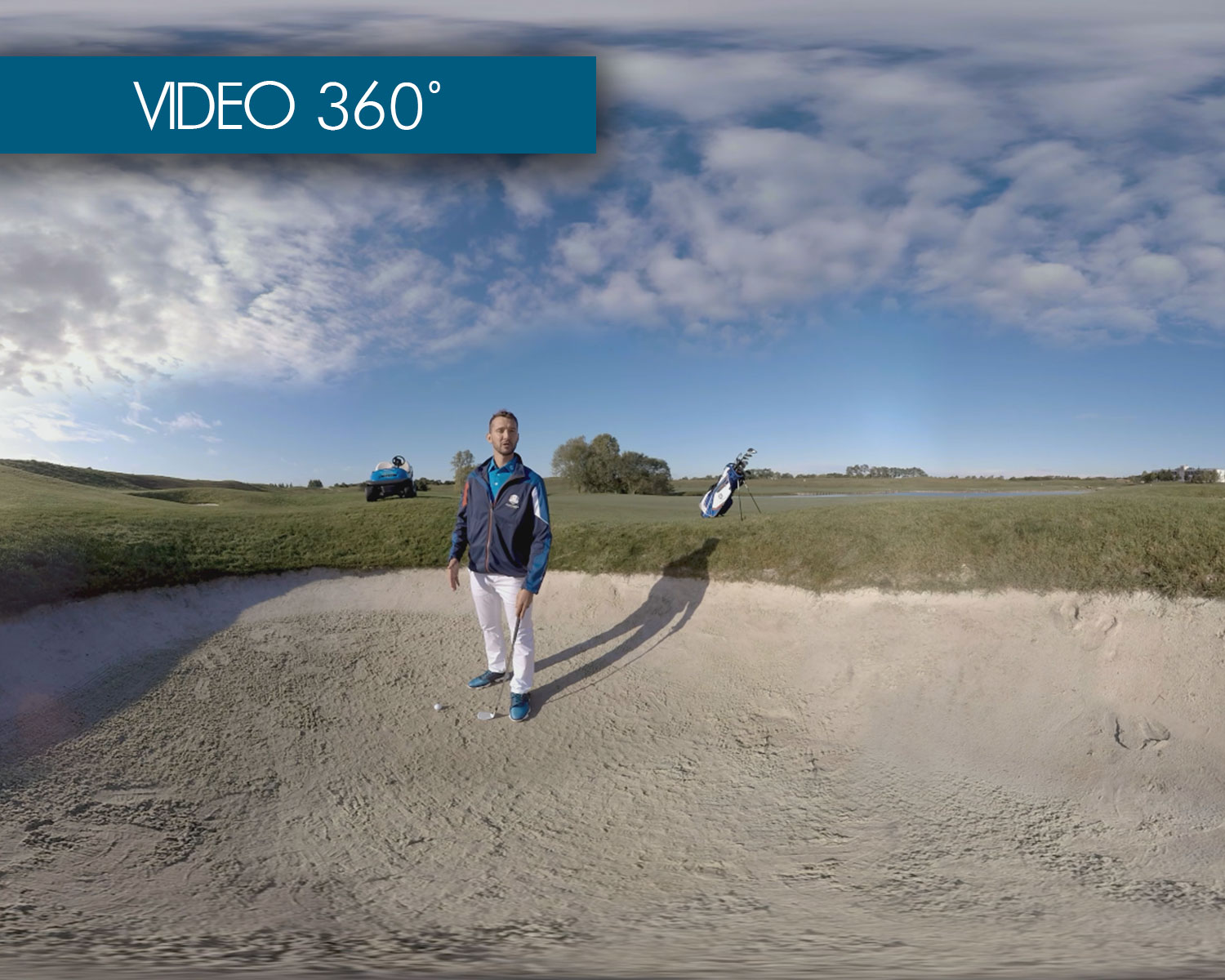 video 360 ryder cup