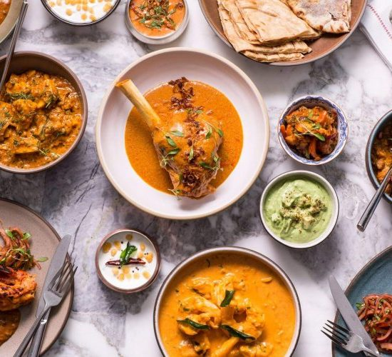 cuisine indienne pour soiré à thème bollywood